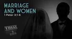This section of scripture is exceedingly controversial. Peter discusses the role of women in marriage and their relationship to their own husbands. This is a must see sermon for all married couples, and will help unmarried people arrange their lives in a way that will prepare them for a godly marriage.