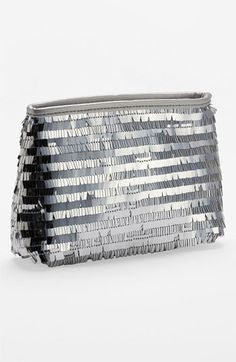 #Nordstrom Shimmer #Cosmetic Bag #Holiday #Gift