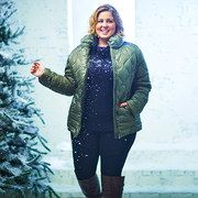 Save up to 65% off during the Snow Day: Plus-Size Apparel event on #zulily today!