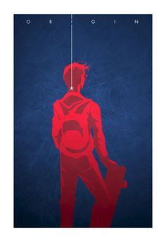 Spider-Man Origin Poster