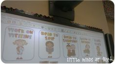 Daily 5 on the smartboard!
