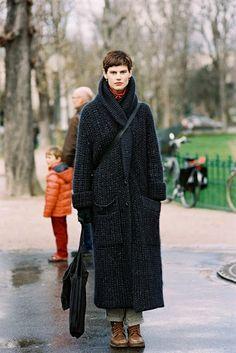 the long coat