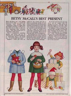 1984 december/ betsy mccall