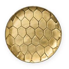 DIANE von FURSTENBERG trays, dinner plates, powerston round, accessori, color, diane von furstenberg, gold, dian von, round tray