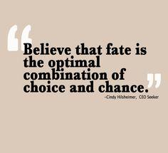 inspir quot, inspiration quotes, fate quotes
