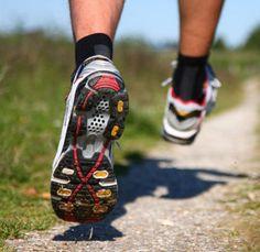 Avoid runner's toe.