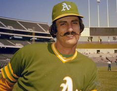 Rollie Fingers, Oakland Athletics