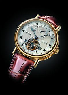 Breguet CLASSIQUE 5317 Tourbillon watch by Breguet on Presentwatch.com