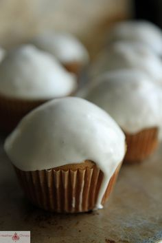 Gingerbread Muffins by Heather Christo, via Flickr