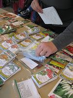 Washington Gardener Magazine  seed exchanges
