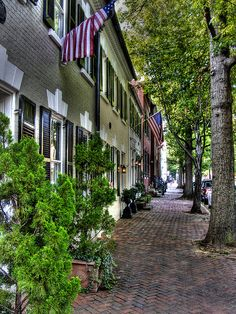 Old Town, Arlington, Virginia