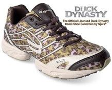 Women's Duck Dynasty Camo Shoe SDD112 (Lateral Angle)