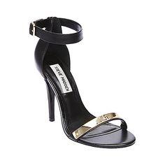 REALOV-M BLACK MULTI womens dress high ankle strap - Steve Madden