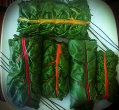swiss chard all wrap
