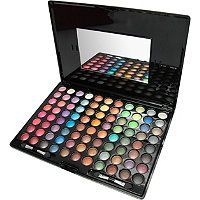 Shany Eyeshadow Palette, Bold and Bright Collection, Metallic, 88 Color $15.99