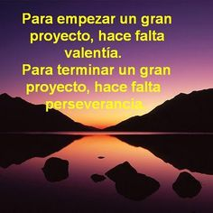 Frases perseverancia