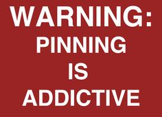 Addiction. Whahaaaaaa me to.