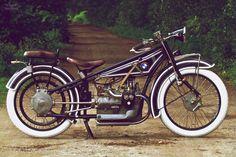 1925 BMW 494cc R32
