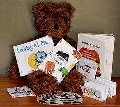 Brown bear, brown bear preschool activities, idea, preschool printables, bears, eric carle printables, popular books, book activities, brown bear, toddler activities