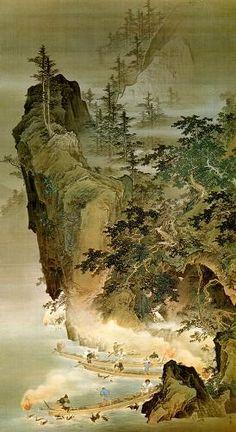 KAWAI Gyokudo (1873-1957), Japan 川合玉堂