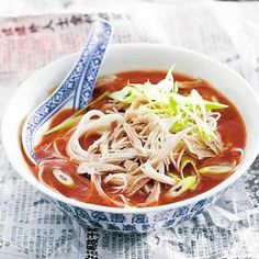 Recept - Chinese tomatensoep - Allerhande