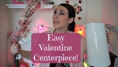 Easy Valentine Cente