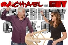 New Cast of 'Rachael vs. Guy: Celebrity Cook-Off' Revealed