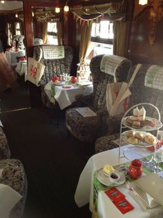 Yorkshire Tea on the Orient Express