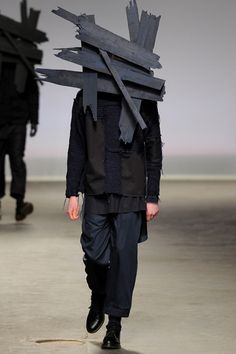 Go home, fashion. You're drunk.