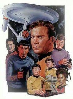 Classic Star Trek fan art, origin seri, fans, stars, trek stuff, trek tos, classic star, startrektheoriginalseri fan, star trek