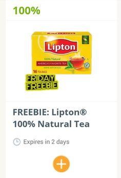 FREE Lipton Tea Bags