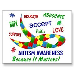 Children and adults w autism are brilliant, even if they are non-verbal!