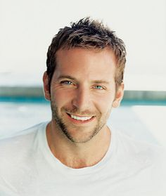 Bradley Cooper. Oh, those eyes...