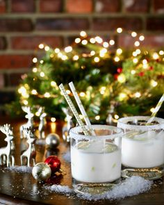 Holiday Drink Contes