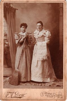 Chambermaids - New Hampshire  #scenesofnewenland #soNE #soNHhistory #soNH #NewHampshire #NH #history
