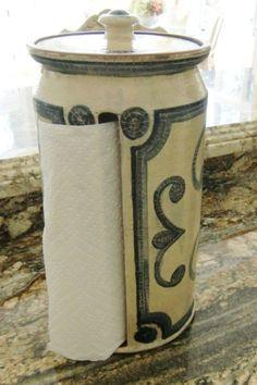 Paper towel holder.  Need.