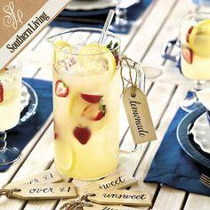 Southern Living Classic Lemonade Pitcher | Ballard Designs
