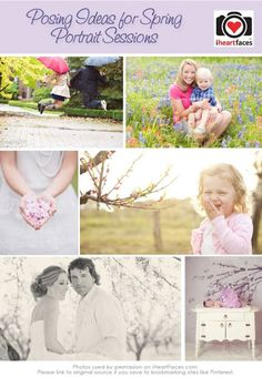 Spring Photography Session Inspiration