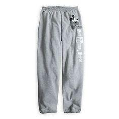 Mickey Mouse Fleece Pants for Adults - Walt Disney World