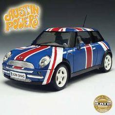 Austin Power's Mini Cooper