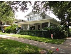 720 S DELAWARE AVE  TAMPA, FLORIDA 33606    4 Bedrooms, 3 Bathrooms  1 Partial Baths  2916 Square Ft.