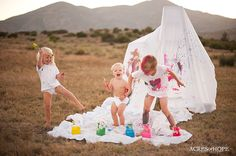 Paint Splatter Session with the Howarter Kids | San Diego Wedding and Lifestyle Photography by Acres of Hope Photography | Blog