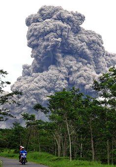 #Eruption #volcano