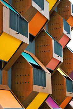 Izola Social Housing, Slovenia by OFIS arhitekti / photographs by Tomaz Gregoric