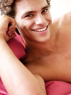 What a guys smile says about him sexually #sex #women #men #relationships