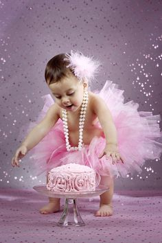 Cake Smash for First Birthday