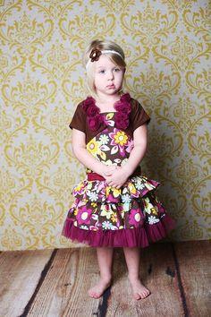 #Sewing #Pattern #Girls #Summer #Dress