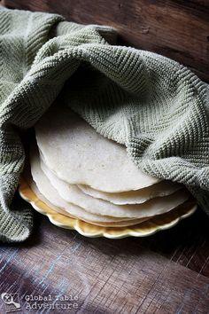 A recipe for Sudanese Flatbread | Gorraasa