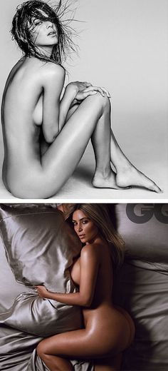 Kardashian sisters get naked on cam  With #KimKardashian starting it off with her #sexy #nude photo session her 18-year-old sister #KendallJenner followed with a naked photo session of her own... http://www.sextapestabloid.com/news/view/id/609-kardashian_sisters_get_naked_on_cam