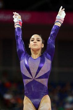 Gymnastics - Women's Qualifications - Alexandra Raisman
